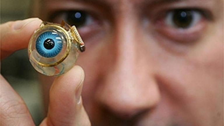 Biyonik Gözle Körlüğe Son Gelebilir