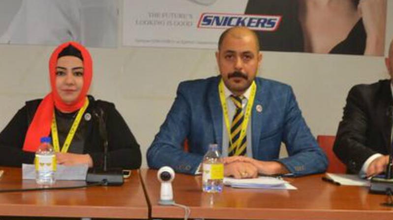 Optisyen Türker ÇEVİK 2018 Fuarı Panel Konuşması