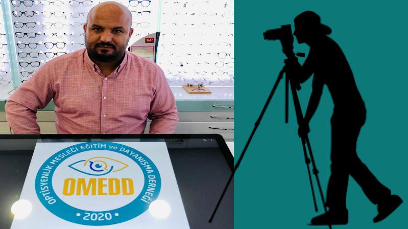 OMEDD Eğitim Videoları Çekiyor