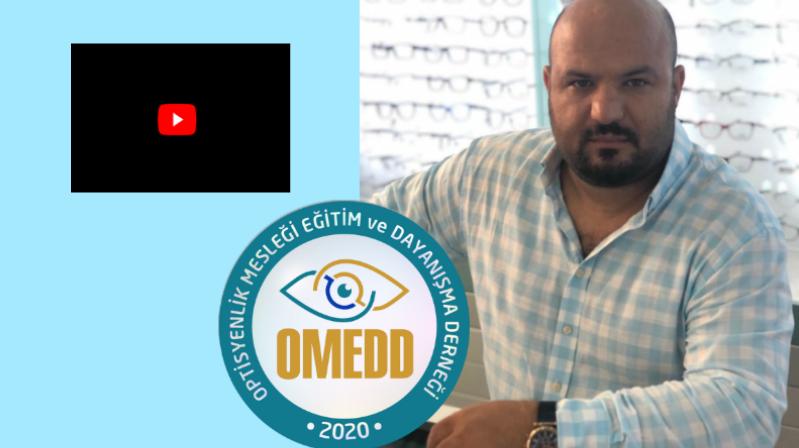 Optisyenlik Eğitimi Ders Videoları Çekimleri Devam Ediyor