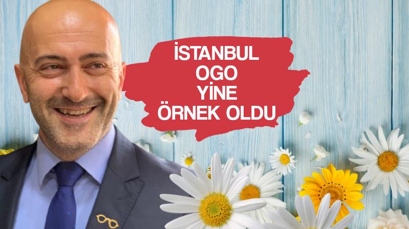 İstanbul OGO Meslektaş Günleri II Gerçekleştirildi.