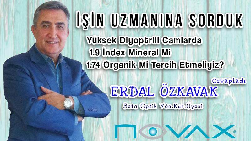 Yüksek Diyoptrilerde 1.9 İndex Mineral Mi 1.74 Organik Mi Tercih Edilmeli?