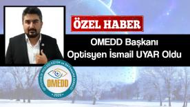 OMEDD Başkanını Seçti