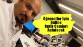 Optisyen Yavuz Atuğ Online Cam Eğitimi