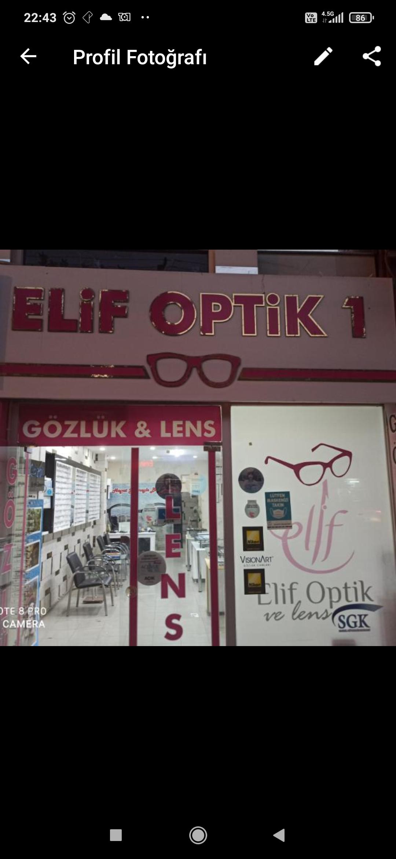 Elif optik 1