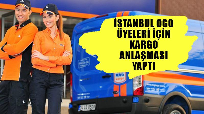 İstanbul OGO Üyelerine Özel Kargo Firması İle Anlaştı
