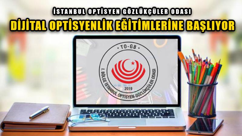 İstanbul OGO Dijital Optisyenlik Eğitimlerine Başlıyor