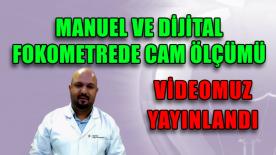 Manuel Fokometre ve Dijital Fokometrede Cam Ölçümü