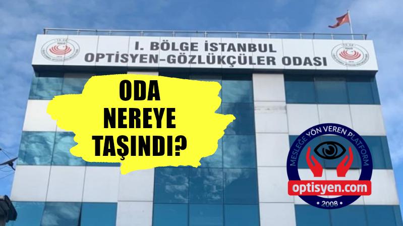 İstanbul OGO Adres Değişikliği Yaptı