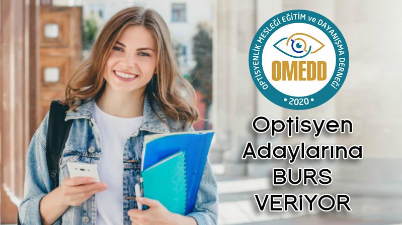 OMEDD Optisyenlik Öğrencilerine Burs Projesini Hayata Geçirdi