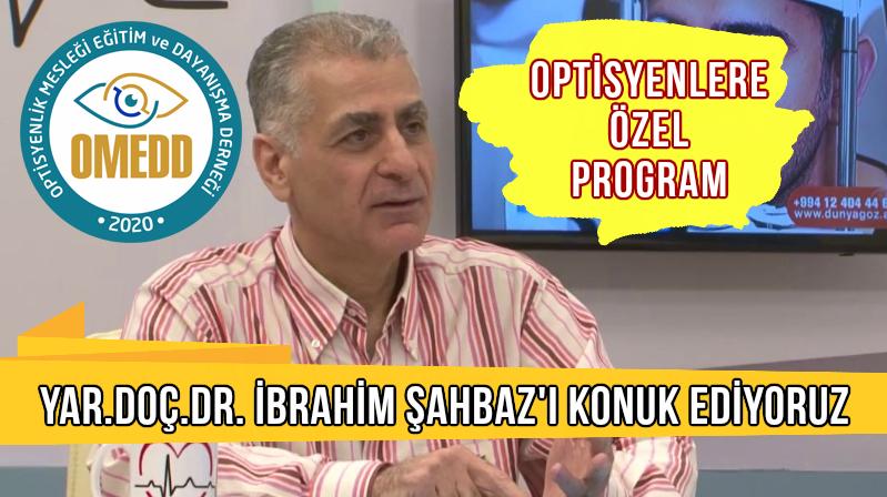 Katarakt ve Rekraktif Cerrahi Konusunda Eğitim Sohbeti Düzenliyoruz