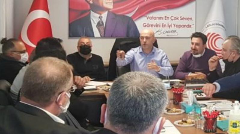 İstanbul Ogo Cam Üreticileriyle Toplandı