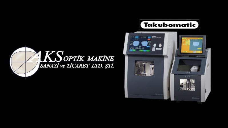 Aks Optik Takubomatic Optik Makinaları