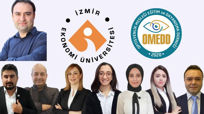 İzmir Ekonomi Üniversitesine Konuk Olduk