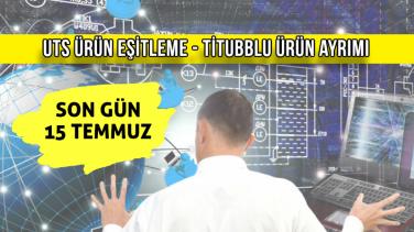Uts Stok Fazlası ve Titubb'lu Ürün İşlemleri
