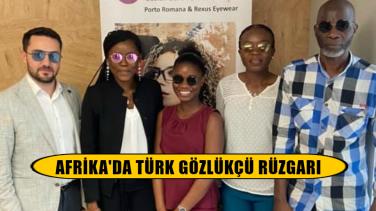 Afrika'da Made in TURKEY
