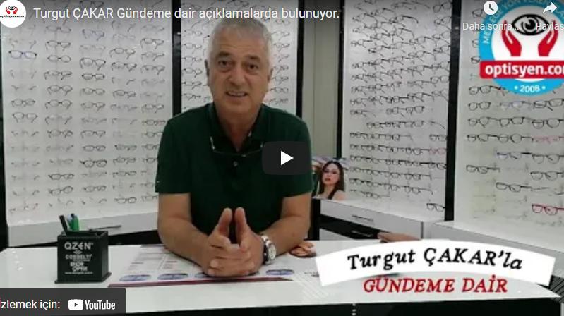 Turgut ÇAKAR, İstanbul OGO Genel Kurul İddalarına Cevap Verdi