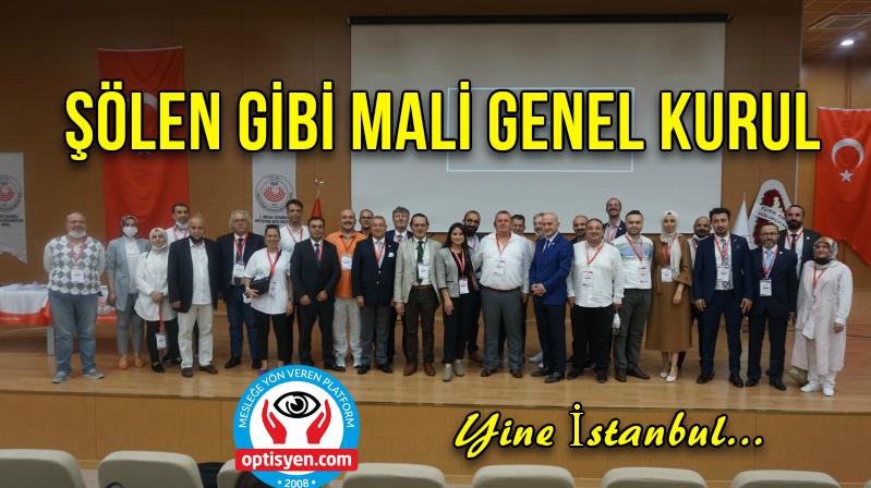 İstanbul OGO Genel Kurulu Çok Kalabalıktı